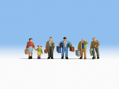 Noch 45224 TT Gauge, Figurines Passenger # NEW original packaging ##