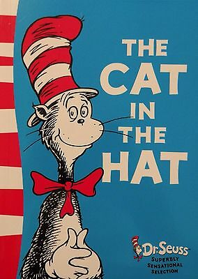 Dr.Seuss The Cat In The Hat Book