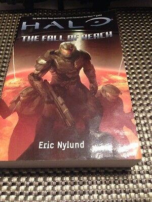 Halo The Fall Of Reach By Eric Nylund 403 Picclick