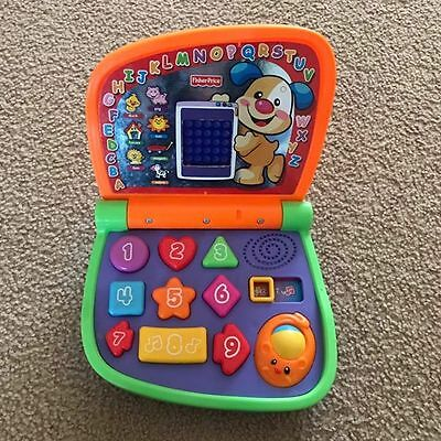 Guc Fisher-Price Laugh & Learn Smart Screen Laptop