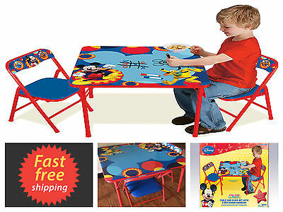 Surprising Mickey Mouse Activity Table Set Gallery - Best Image ...