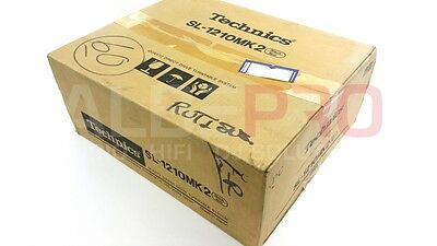 Technics SL-1210MK2 New Sealed Boxed Direct Drive Turntable
