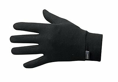 Odlo, Guanti Warm, Nero (black), xxs