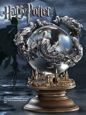 Harry Potter Dementor's Crystal Ball The Noble Collection