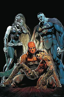 Dc Rebirth Red Hood And The Outlaws #10