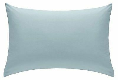 Percale Fitted & Flat Sheets All Sizes & Colours Single Double King Super King