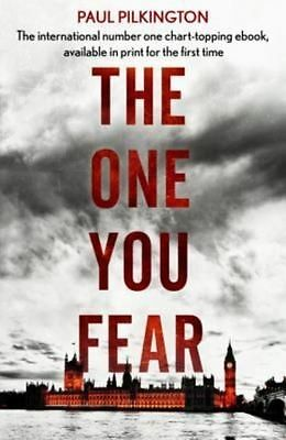 The One You Fear by Paul Pilkington (Paperback) Book, New