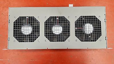 Schroff 10713-510 24V Fan (Trolleya)