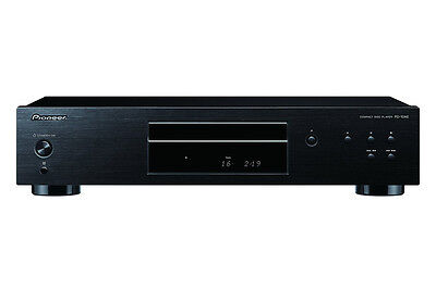 NEW!!! Pioneer PD-10AE CD  / Compact Disc Player (Black) - Single Disc