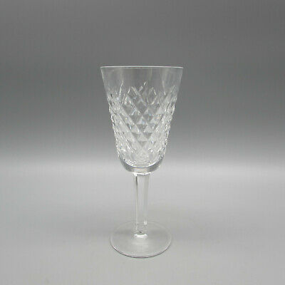 SET OF SIX - Waterford Crystal ALANA Sherry Wine Glasses