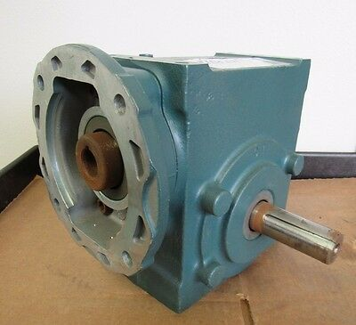 Dodge Tigear 2 Worm Gear Reducer 26Q40R14, Ratio 40:1, 1.55Hp 1750 Rpm Ship Free
