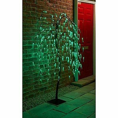 Outdoor Garden Bright LED Solar Decoration Tree Available in 4ft, 5ft & 6ft