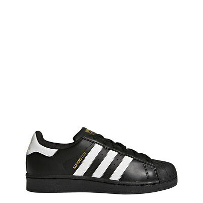 Adidas Originals Superstar Foundation J Casual BasketballInspired Low-Cut-B23642