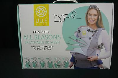 lillebaby complete all seasons instructions