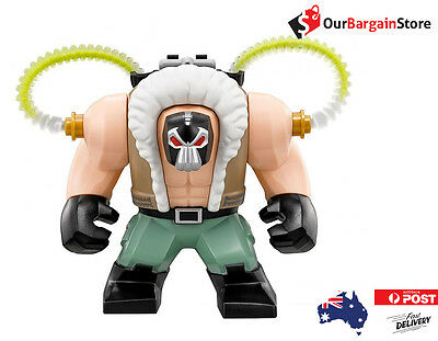 LEGO 70914   Bane Toxic Attack   Bane Minifigure ONLY