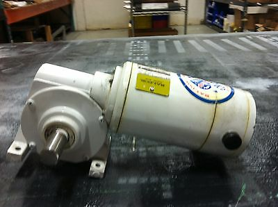 BALDOR Gear Motor WASHDOWN DUTY