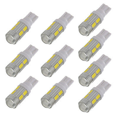 10x T10 10 SMD 5630 CREE CHIP LED w5w Canbus Standlicht Weiß 6000K