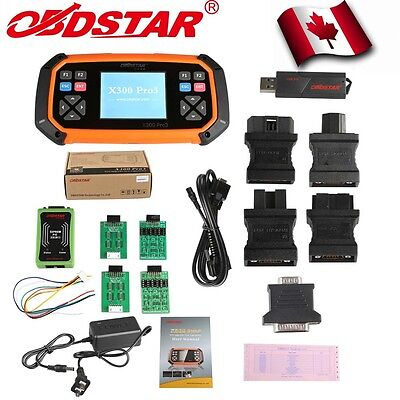 CA Ship OBDSTAR X300 PRO3 Full Package Configuration OBDII+EPB+Oil/Service Reset