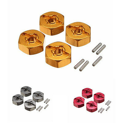 WLtoys Upgraded Metal Hex. Adapter+Pins A959-B A979-B A959 A969 K929 RC Car Part