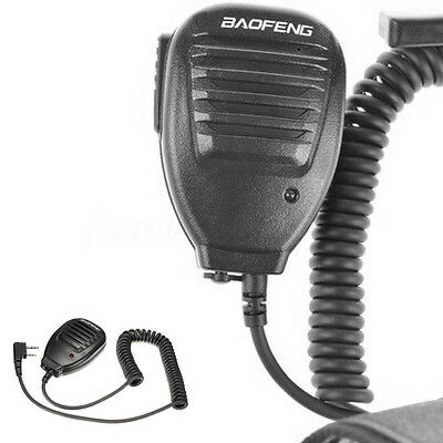 Baofeng Radio Speaker Microphone for UV-5R Plus / BF-888 S / UV-5R / UV-5R Plus