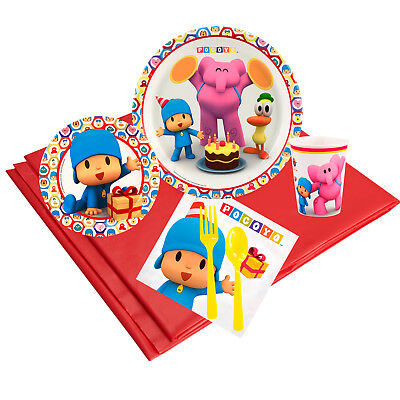 Pocoyo 24 Guest Party Pack