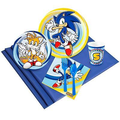 Sonic the Hedgehog 16 Guest Party Pack