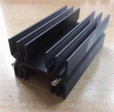 Heatsink TO-220 / TO-218 / TO-247   63 x 35 x 25 mm     PACK OF 3      Z1157
