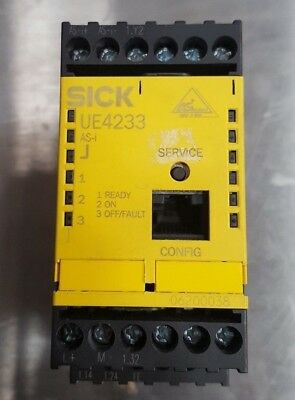 Sick Ue4233-22Ce010 6032490 Safety Monitor ((In9S3B1)
