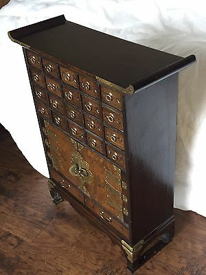 Chinese/Asian Apothecary Cabinet