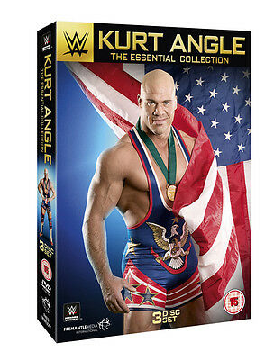 WWE: Kurt Angle - The Essential Collection (Box Set) [DVD]
