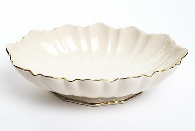 Lennox Bowl with Gold Trim