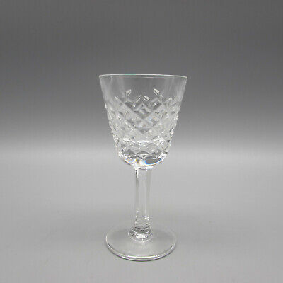 SET OF FOUR - Waterford Crystal ALANA Cordials