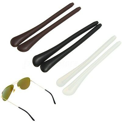 Glasses Eyeglasses Spectacle Sunglasses Temple Tips End Arm Cover Ear Tubes