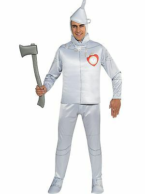 Tin Man Halloween Costume for Adult