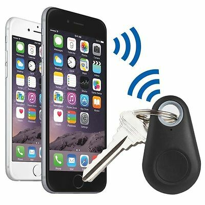 2x Bluetooth 4.0 Find Key & Useful Track & Valuable Wireless w/ Voice Recording