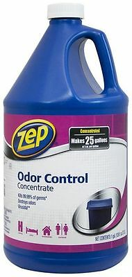 Zep Commercial Odor Control Liquid Air Freshener Refill Concentrate, 128 Oz