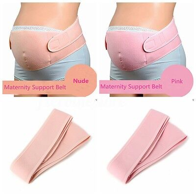 Adjust Pregnancy Maternity Special Support Belt back&bump Belly Band Baby Care