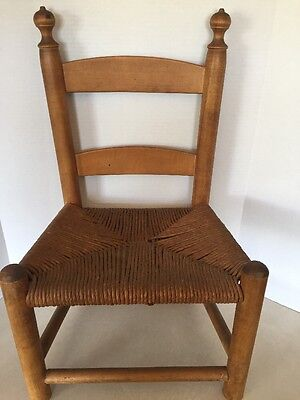 Vintage Cohasset Colonial Hagerty Child's Chair