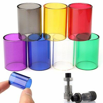 GeekVape Clear Transparent Pyrex Glass Tube Tank For GeekVape Griffin 22mm RTA