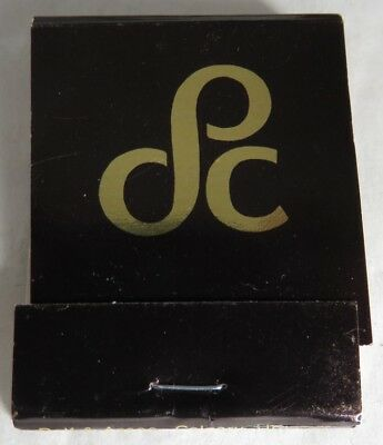 Vintage Unused Calgary Petroleum Club Matchbook                  (Inv13760)