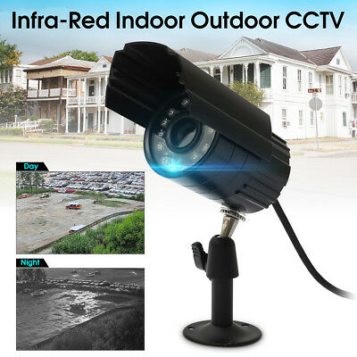 Indoor /Outdoor Day & Night 2 Vision Security Surveillance Camera for Swann