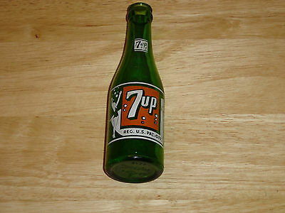 7 up vintage soda bottle gainesville  Georgia, excellent ! see photos