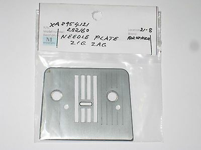 Brother Ls2160 Sewing Machine Needle Plate . P/n Xa3954121