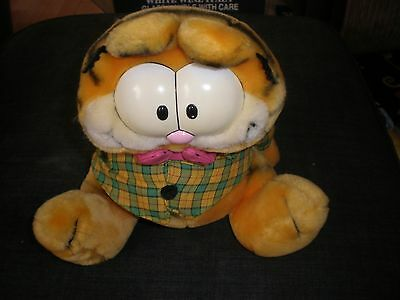Really Cute 1981 Garfield Vintage Soft Toy