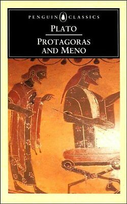 Protagoras and Meno (Penguin Classics) By Plato, W. K. C. Guthrie