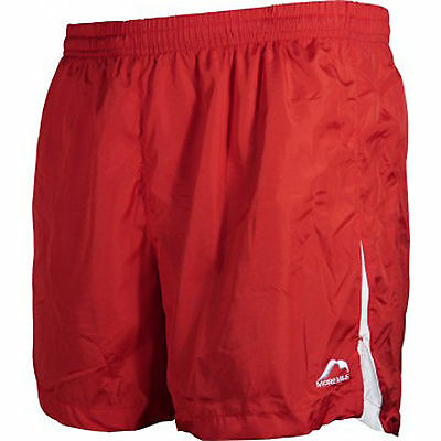"More Mile Mens 5"" Baggy Running Gym Sports Exercise Shorts MEDIUM"