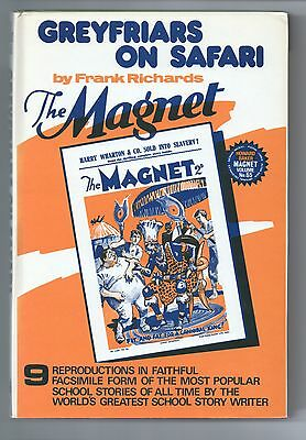The Magnet - Greyfriars on Safari -  1978 - No 65 - AS NEW!!