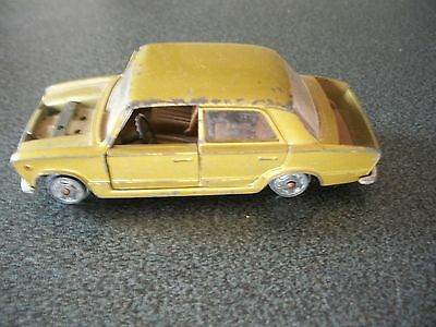 Fiat 124 Mebetoys  A 16 Made In Italy Vintage Scala 1:43