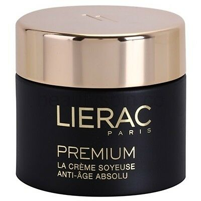 Lierac Premium The Silky Cream Crème Soyeuse Absolute Anti-Aging 50 ml BNIB