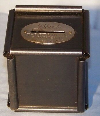 Vintage Liberty Thrift Coin Bank - Rochester, NY